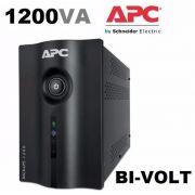 Nobreak Apc Microsol Backups 1200va 115v/220v Bivolt BZ1200BR USB