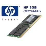 Memória Servidor Hp 8gb DDR4 2133Mhz ECC Reg Pc4-2133 Dual Rank 2Rx8 759934-B21 774171-001 762200-081 ML110  G9