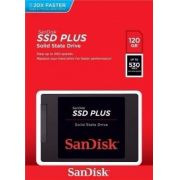 Hd Ssd Sandisk Plus 120gb 530mb/s Sata 3 Novo Modelo G27
