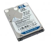Hd Interno Western Digital WD10SPZX 1TB azul para Notebook