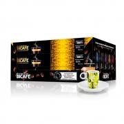 Kit 50 Cápsulas Compatível Nespresso Café Premium Bicafe Gold 07