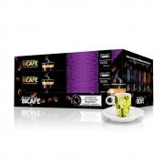Kit 50 Cápsulas Compatível Nespresso Café Premium Bicafe Purple 09 Gourmet