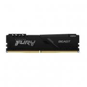 Memória DDR4 8Gb 2666Mhz KingstonFury Beast Kf426c16bb/8