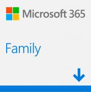 Microsoft 365 Family: 1 licença para até 6 usuários (PC, Mac, Android e IOS) Assinatura Anual - DOWNLOAD