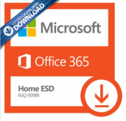 Microsoft Office 365 Home: 5 Licenças (PC, Mac, Android e IOS) + 1 TB de HD virtual para cada licença (ESD 100% DIGITAL) 6GQ-00088
