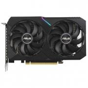 Placa de vídeo Nvidia GeForce Dual RTX 3060 OC Ed 12GB Asus 90YV0GB2-M0NA10 Sem LHR