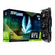Placa de Video Nvidia Geforce RTX3080 10GB GDDR6X Trinity OC Zotac ZT-A30800J-10P