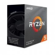 Processador AMD Ryzen 5 3600X AM4 4.4 GHz 35MB Sem Video Integrado