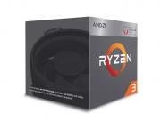 Processador AMD Ryzen 3 2200G, Cooler Wraith Stealth, Cache