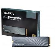 SSD M.2 NVMe 250GB Adata Swordfish Leitura 1800MB/s Gravação