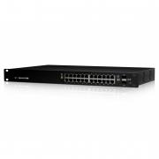 Switch PoE EdgeMax 24P ES-24-250W 24 Portas PoE Gigabit 10/100/1000 + 2SFP