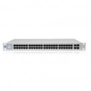Switch Us-48-500w-br Unifi Ubiquiti 48-port Poe+ 4p Sfp