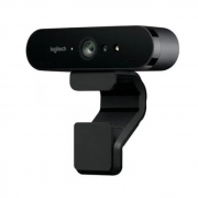 Webcam Logitech Brio 4k Ultra Hd Video Conferencia Business