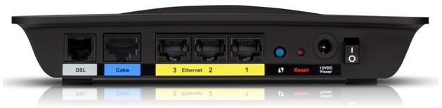 Roteador Wireless Linksys X1000 N300 Wi-Fi com Modem Adsl2+ (Cisco)  - TNTinfo Loja