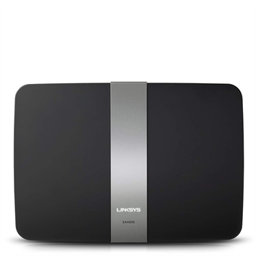 Roteador Gigabit Wireless USB 450 + 450Mbps Dual-Band Cloud EA4500-BR - Linksys  - TNTinfo Loja