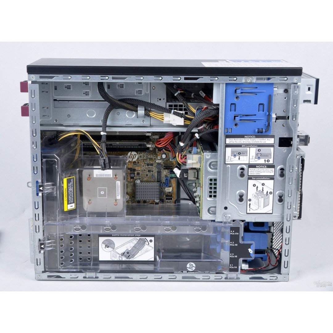 Servidor Hp Proliant Ml310e Gen8 V3 Xeon E3-1220 8bg 500Gb Sata S-buy  - TNTinfo Loja