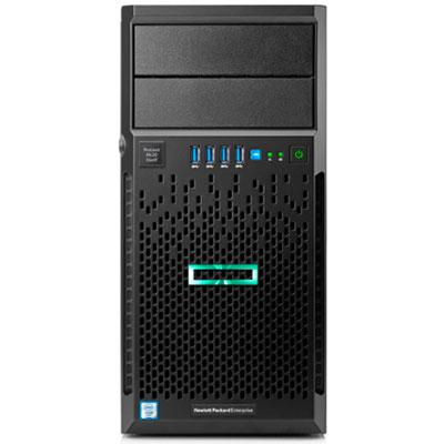 Servidor HP Proliant ML30 Gen10 Intel Xeon E-2124 3.3 Ghz 32GB 2TB (2x1TB)  - TNTinfo Loja