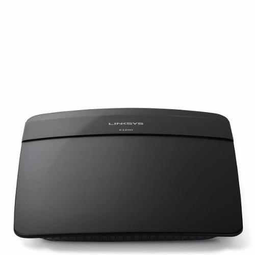 Roteador Wireless-e1200 linksys  - TNTinfo Loja
