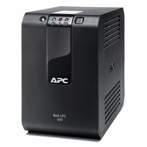Nobreak Apc Microsol Back-ups 600va 115v/220v bI-VOLT Bz600BI-Br  - TNTinfo Loja