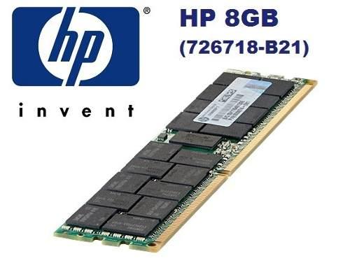 Memória Servidor Hp 8gb DDR4 2133Mhz ECC Reg Pc4-2133 Dual Rank 2Rx8 759934-B21 774171-001 762200-081 ML110  G9  - TNTinfo Loja