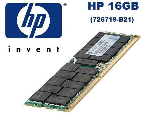 Memória Servidor Hp DDR4 16gb 2133Mhz ECC Reg 2Rx4 726719-b21 ML110 G9  - TNTinfo Loja
