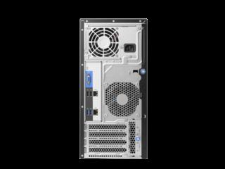 Servidor Hp Proliant Ml30 Intel Xeon Gen9 E3-1220v6 32gb 1tb DVDRW 1 ano on-site   - TNTinfo Loja
