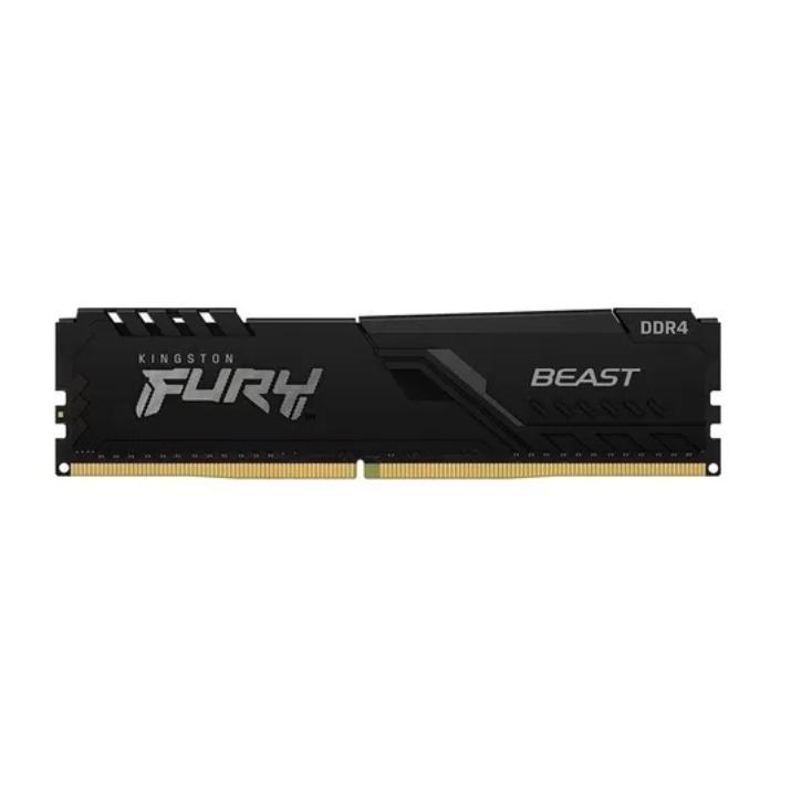 Memória DDR4 8Gb 2666Mhz KingstonFury Beast Kf426c16bb/8  - TNTinfo Loja