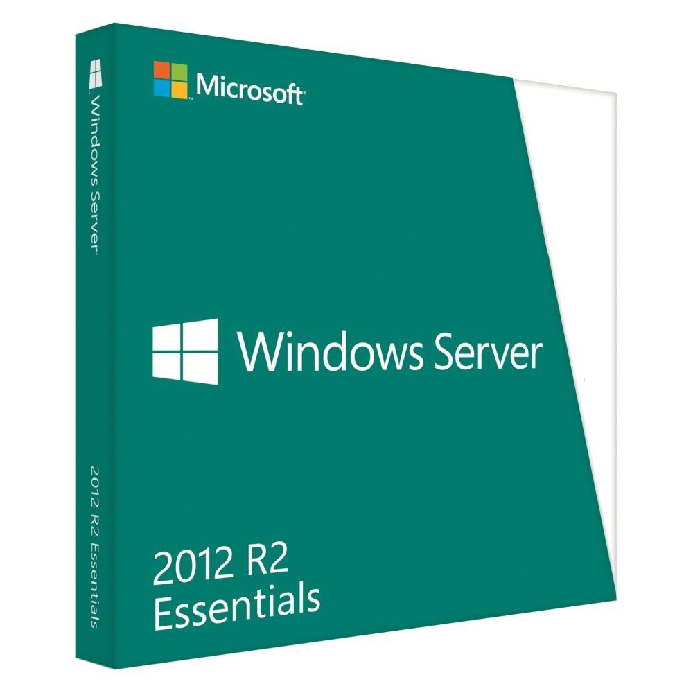 Microsoft Windows Server 2012 Essentials Português R2 x64 DVD COEM - G3S-00710  - TNTinfo Loja