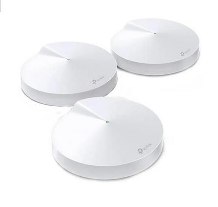 _Roteador e Repetidor Wireless Tp-link Deco AC 2200 M9 Plus   - TNTinfo Loja
