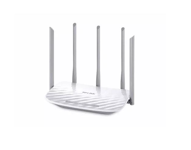 Roteador Tp-link Wireless Dual Band Ac1350 Archer C60 V2  - TNTinfo Loja
