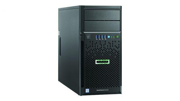 Servidor HPE ML30 Gen9 Intel Xeon 8GB E3-1220v6 BR  SSD Sandisk 240gb  - TNTinfo Loja