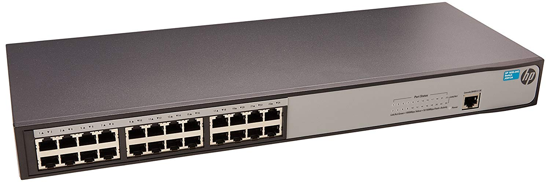 Switch HPN (JG913A) HP 1620-24G (Ref.92031)  - TNTinfo Loja