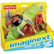 Aluguel Avião Sea Stinger- Imaginext