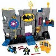 Aluguel Batcaverna Imaginext Super Friends