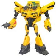 Aluguel Boneco Transformers Prime- Bumblebee