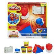 Aluguel Conjunto Play- Doh Spider Man