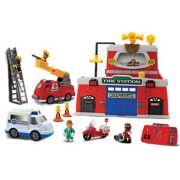 Aluguel Firemen At Work
