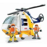 Aluguel Helicóptero Aventura Imaginext Oceano