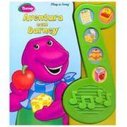 Aluguel Livro- Aventura com o Barney