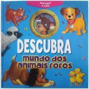 Aluguel Livro- Descubra- Mundo dos Animais Fofos