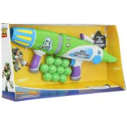 Aluguel Pistola Lança Bolas Buzz Light Year