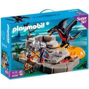 Aluguel Playmobil Super Set Dragon´s Lair