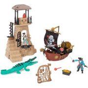 Aluguel Playset Pirates Expedition- Ataque ao Farol