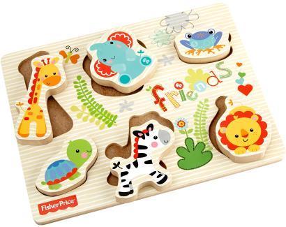 Aluguel Meu Puzzle de Animais em Blocos