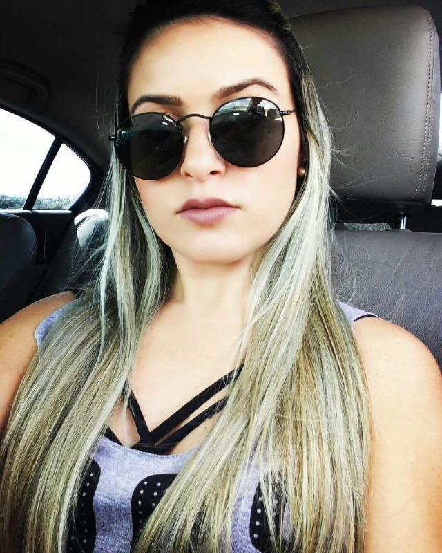 caf10067b ÓCULOS RAY BAN ROUND PRETO - Lê Rosê Moda & Acessórios Femininos