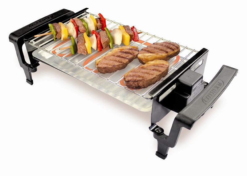 Churrasqueira Elétrica Mister Grill Plus Cotherm  - Topcom Eletro