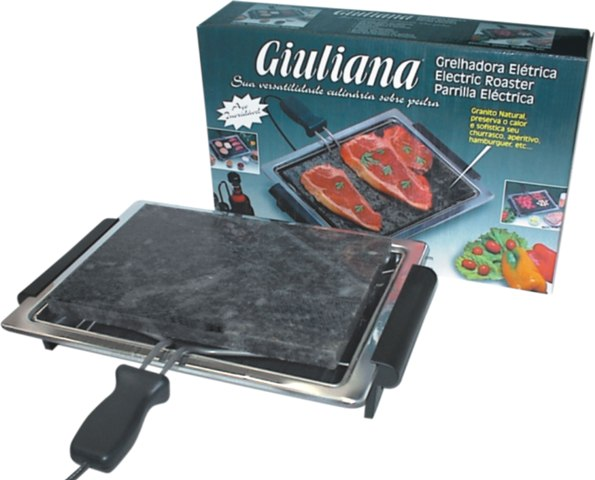 Churrasqueira Giuliana   - Topcom Eletro