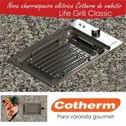 CHURRASQUEIRA ELÉTRICA DE EMBUTIR - LIFE GRILL CLASSIC