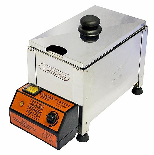 DERRETEDEIRA DE CHOCOLATE PROFISSIONAL 1 CUBA 2,5 KG  - Topcom Eletro