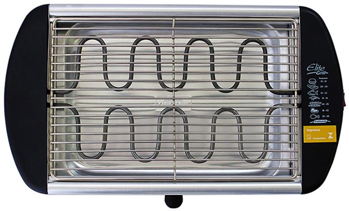 Churrasqueira Elite Grill  - Topcom Eletro